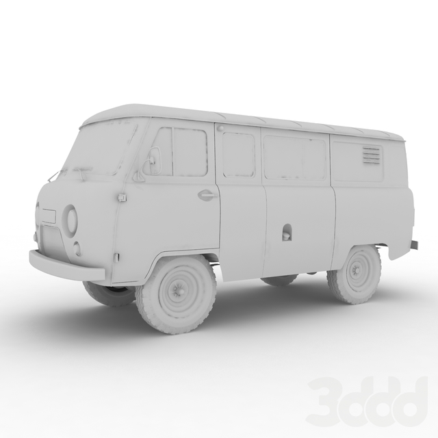 Уаз 3309