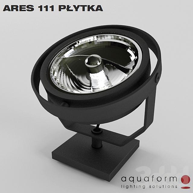 Гироскопический светильник ARES 111 PLYTKA