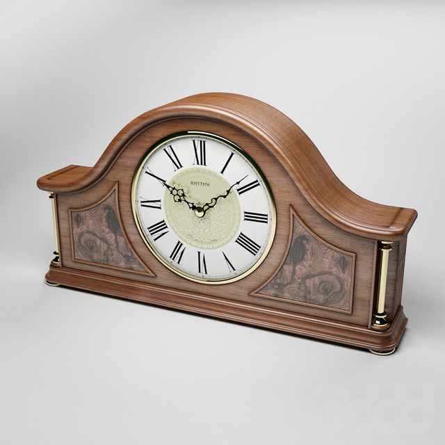 Часы каминные RHYTHM