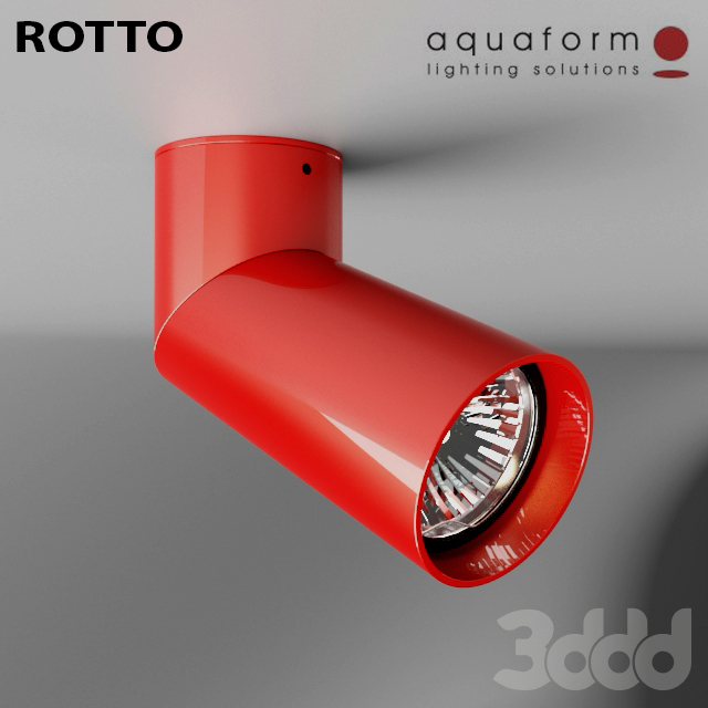 Поворотный светильник польского производителя  Aquaform Lighting Solution