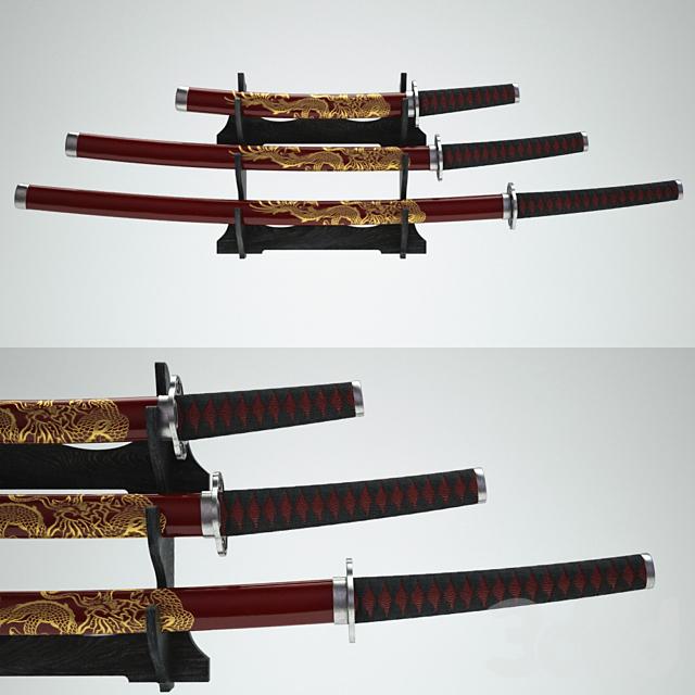 Японские мечи (современные)