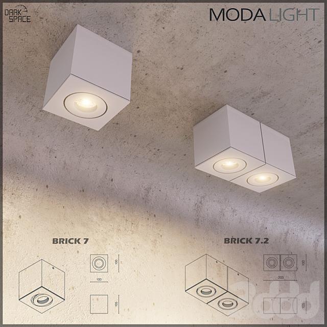 MODALIGHT Brick 7