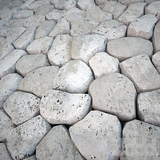 кладка камней