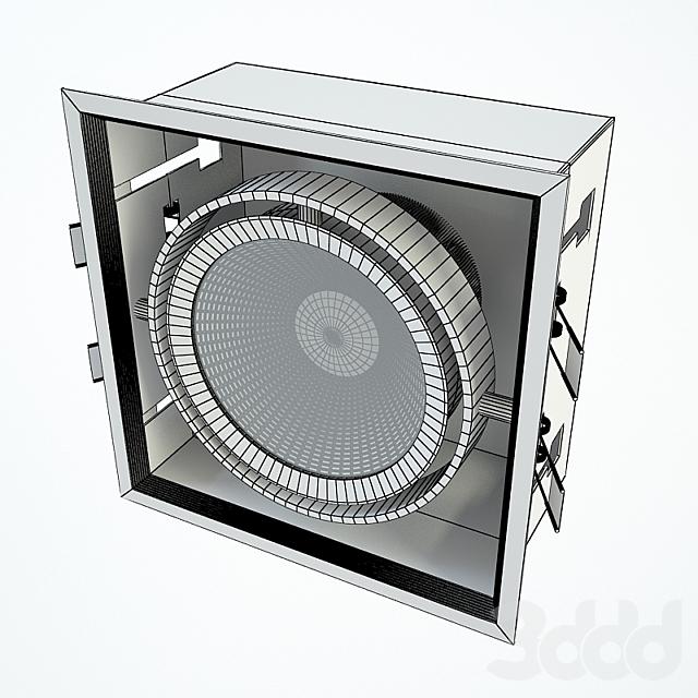 Карданный светодиодный светильник DLC