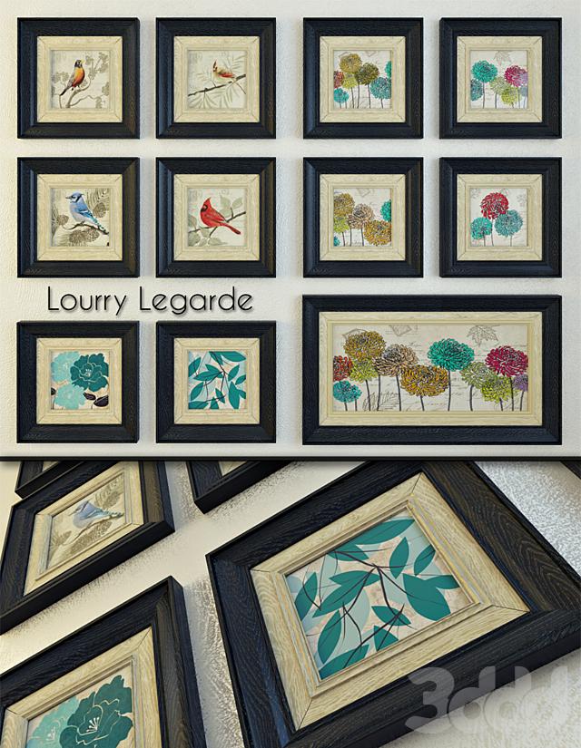 Lourry Legarde
