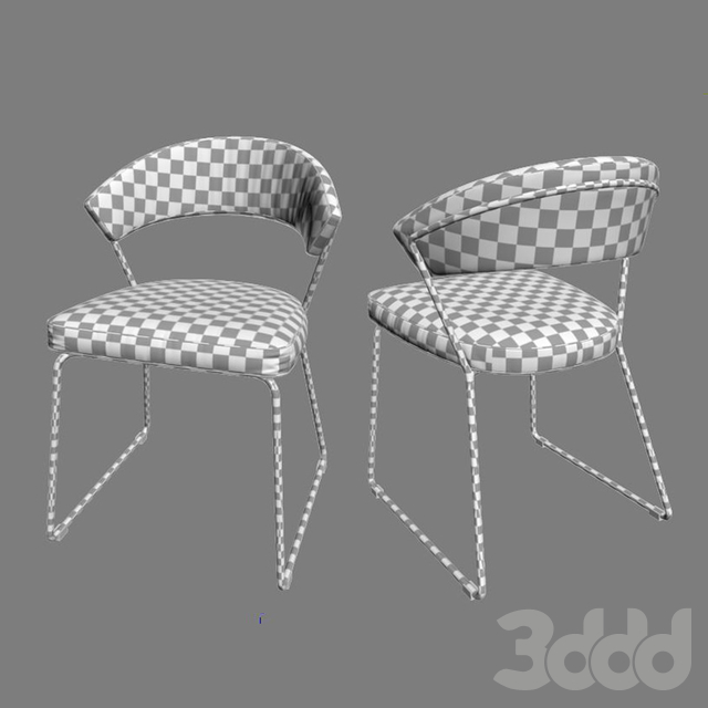 Calligaris New York Metal Chair CS1022