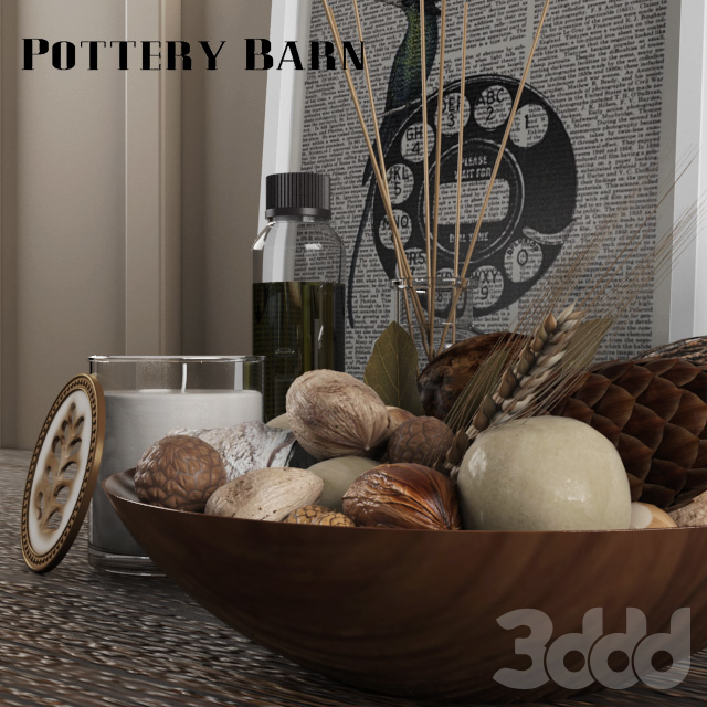 Pottery  Barn  HOMESCENT COLLECTION