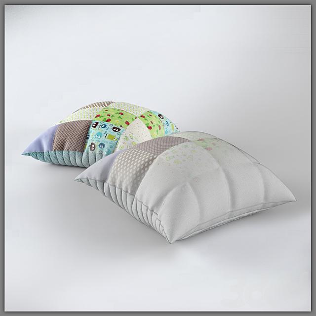 Pillow_Subberjean_Kids