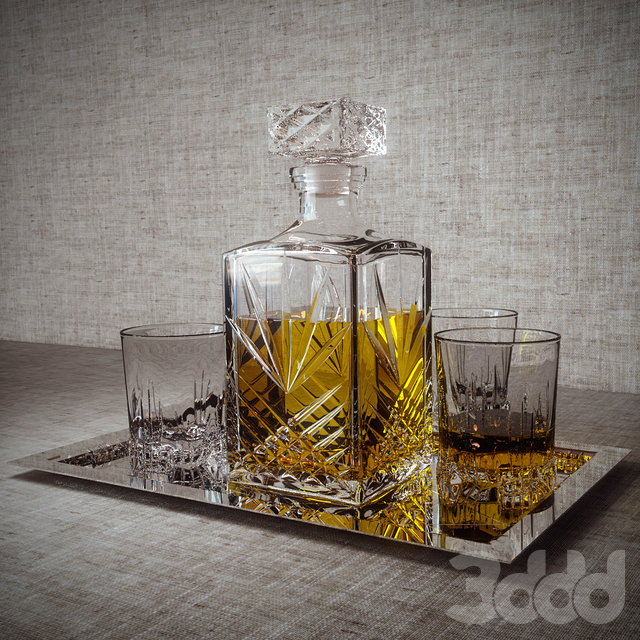 Bormioli Rocco SELECTA Набор для виски