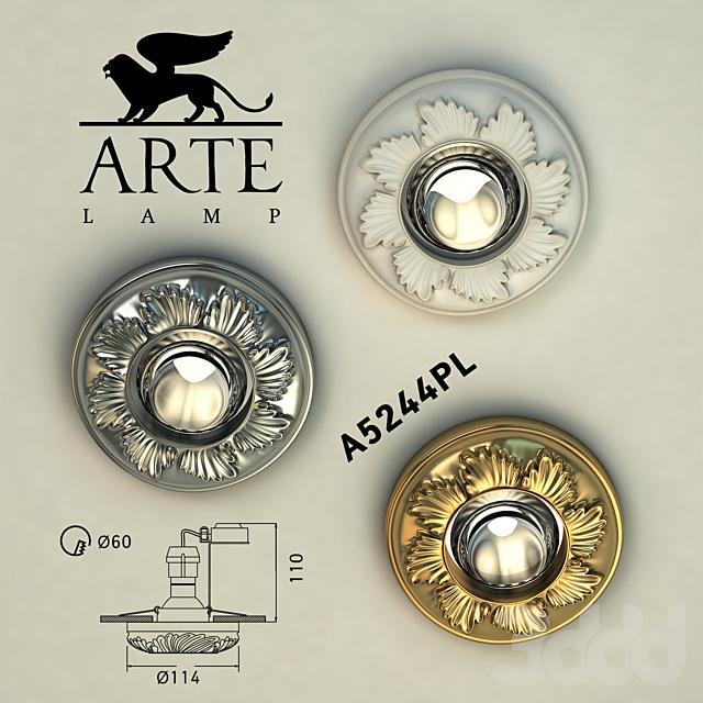 Arte lamp, A5244PL-1CC, A5244PL-1GO, A5244PL-1WH