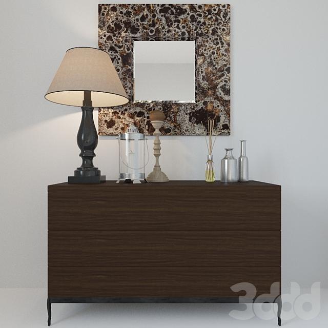 Декоративный набор Cantori