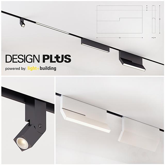 design plus light building