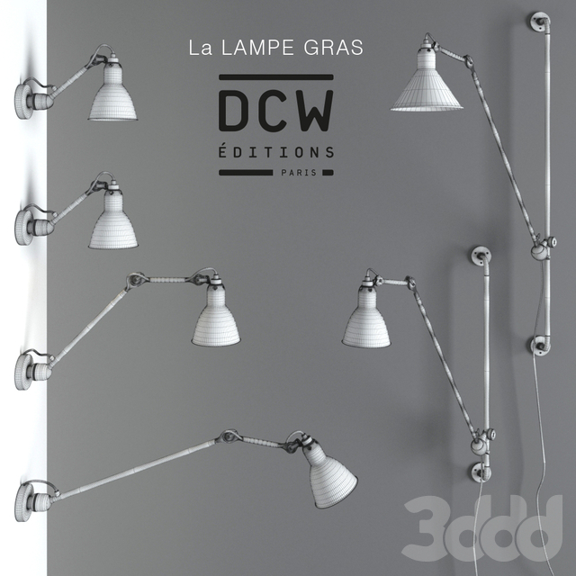 "Набор Бра ""La Lampe GRAS"""