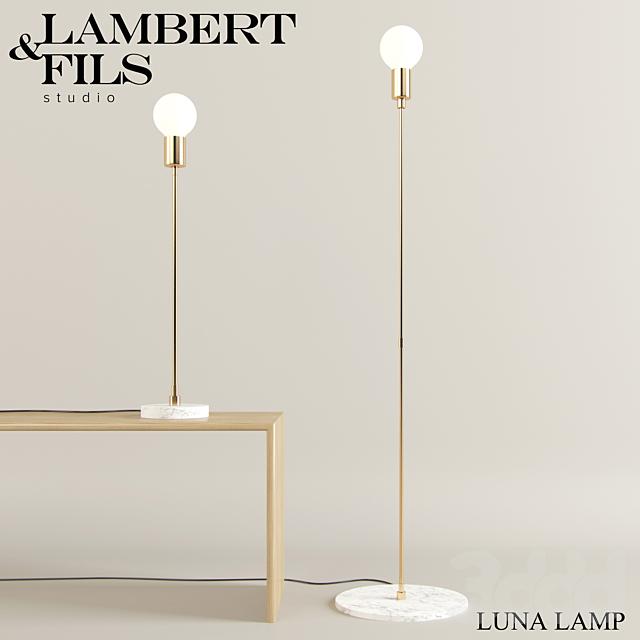 Lambert & Fils Luna Lamps
