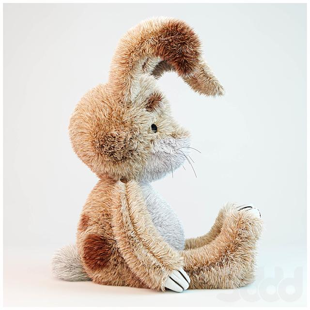 Игрушка заяц
