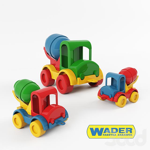 Детская игрушка - Wader 2