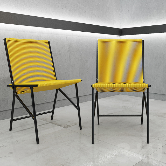 La Redoute Chaise Lot II Chair