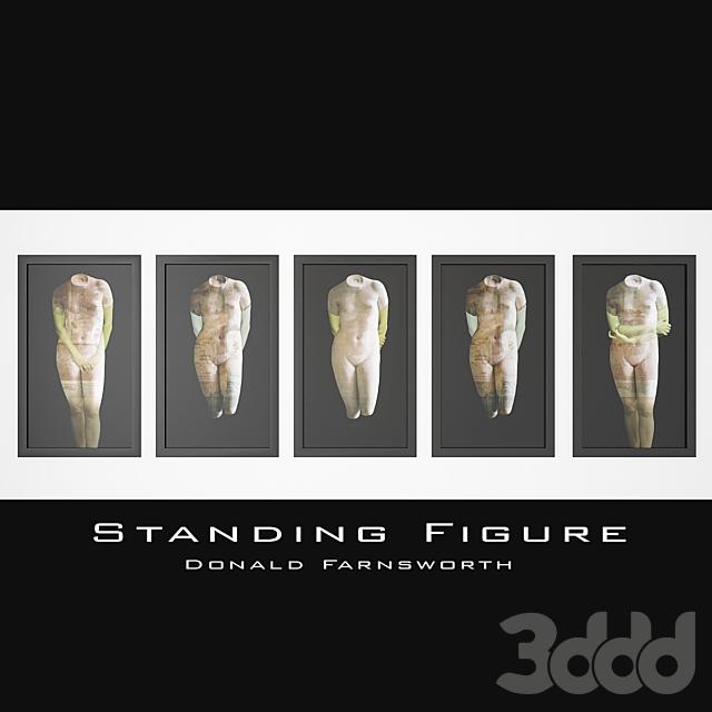 Картины Standing Figure