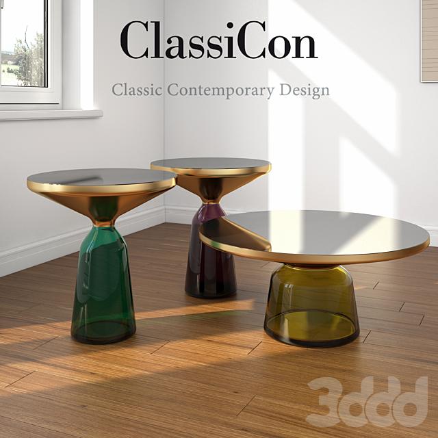 Кофейные столики Bell Classicon