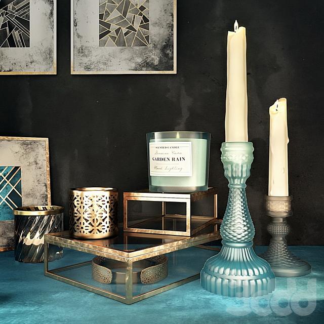 H&M accessories set