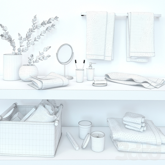 Аксессуары для ванной ZARA HOME