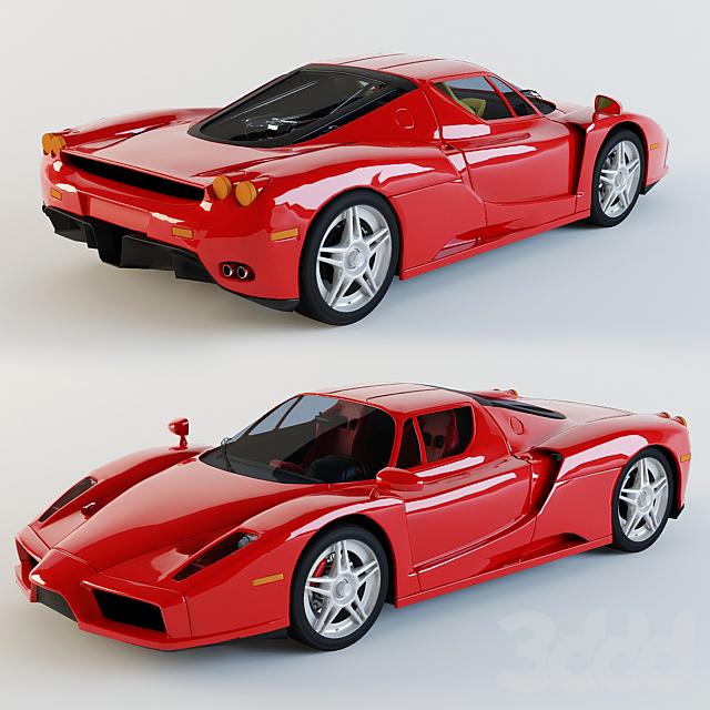 Игрушка Ferrari Enzo