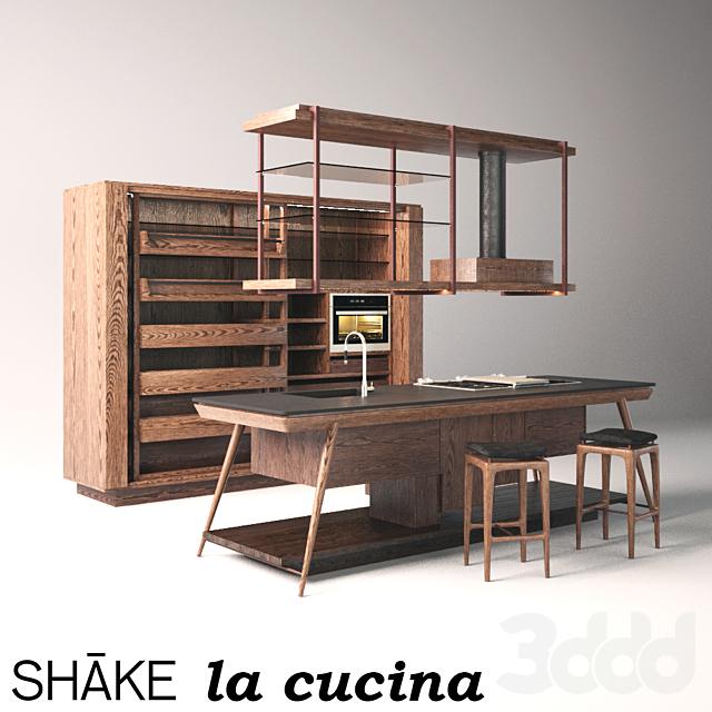 Kitchen (by SHAKE Design)