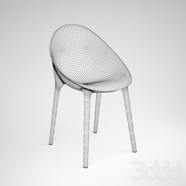 Kartell Super Impossible by Philippe Srarck
