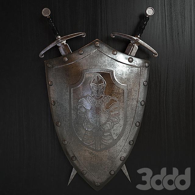 меч и щит