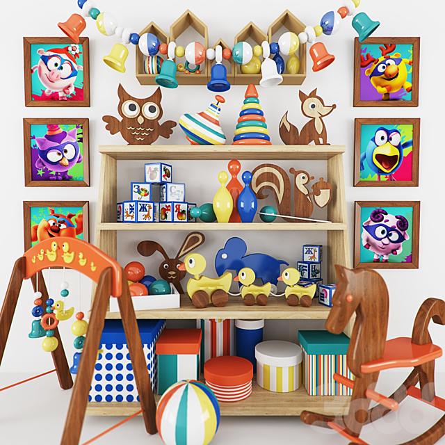 Декоративый детский набор