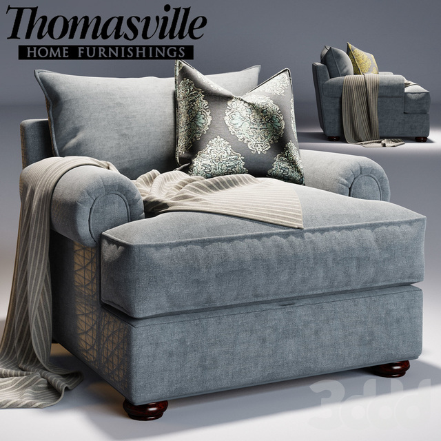 Thomasville_Portofino chair_Portofino Armchair