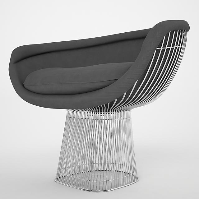 Chair Platner lounge