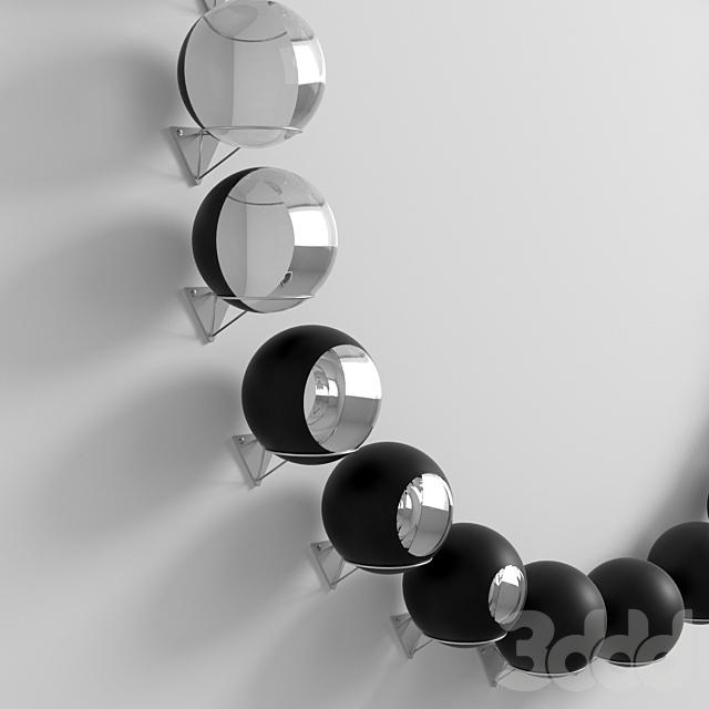 Арт инсталляция/декор Olafur Eliasson