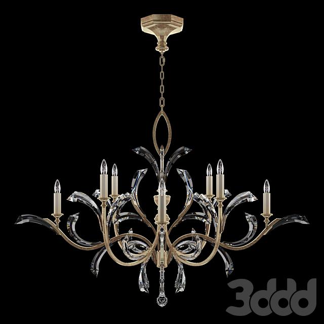 Fine Art Lamps, 701240 (Silver)