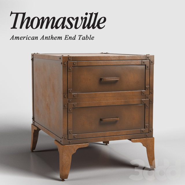Thomasville American Anthem End Table