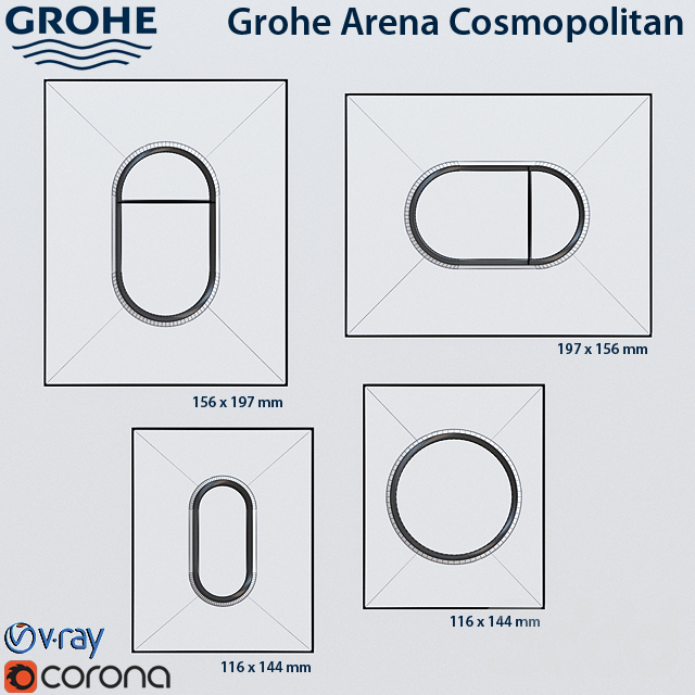 Grohe Arena Cosmopolitan