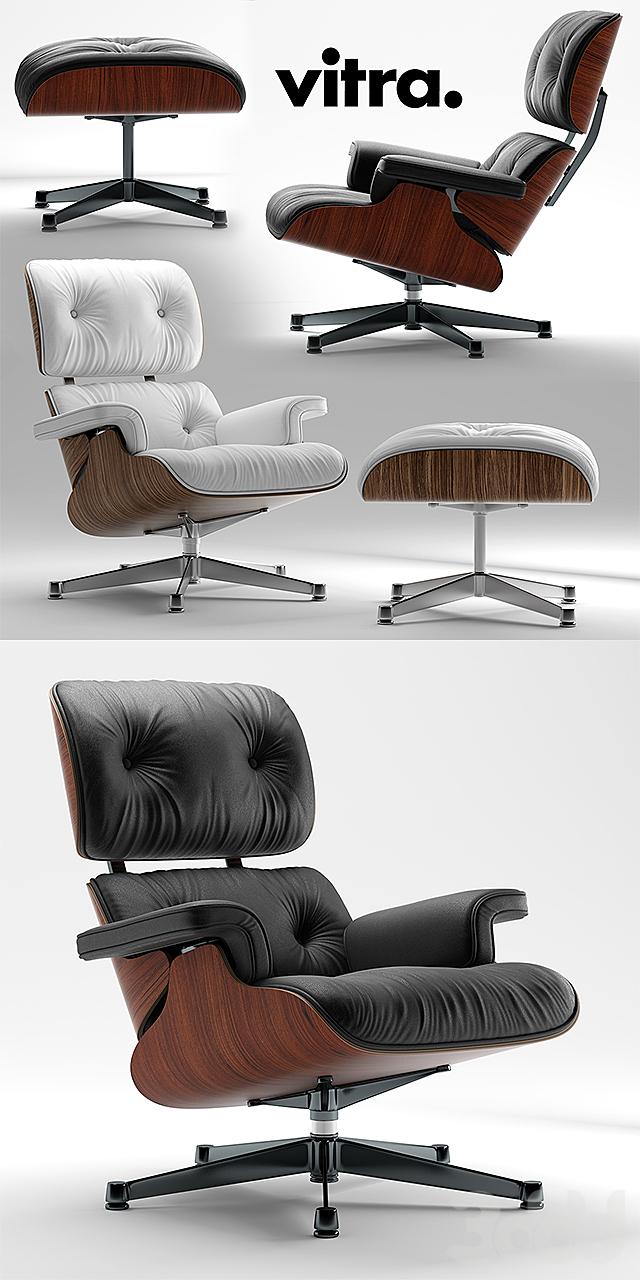 Кресло Vitra Lounge Chair
