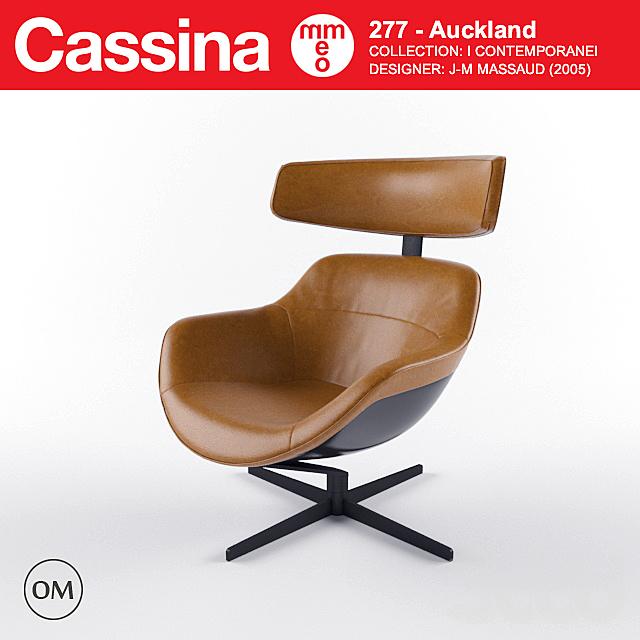 Cassina Auckland highback chair