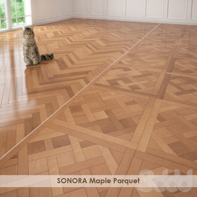 SONORA Maple Parquet