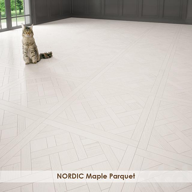 NORDIC Maple Parquet