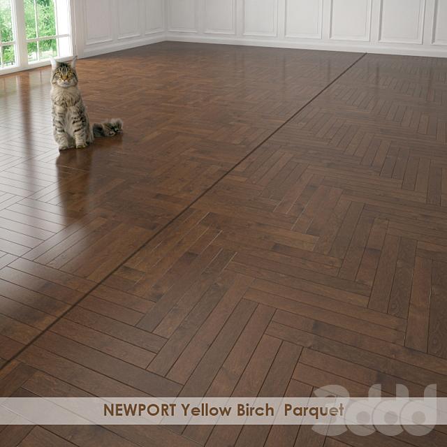 NEWPORT Yellow Birch  Parquet