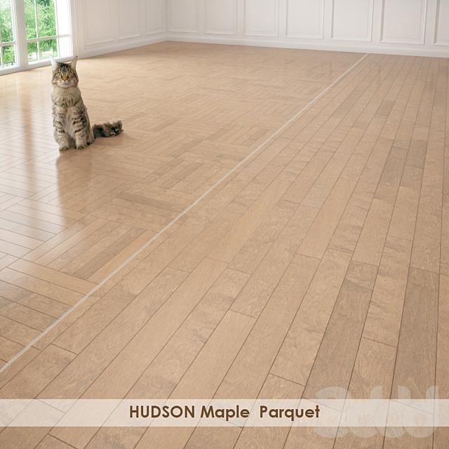HUDSON Maple  Parquet
