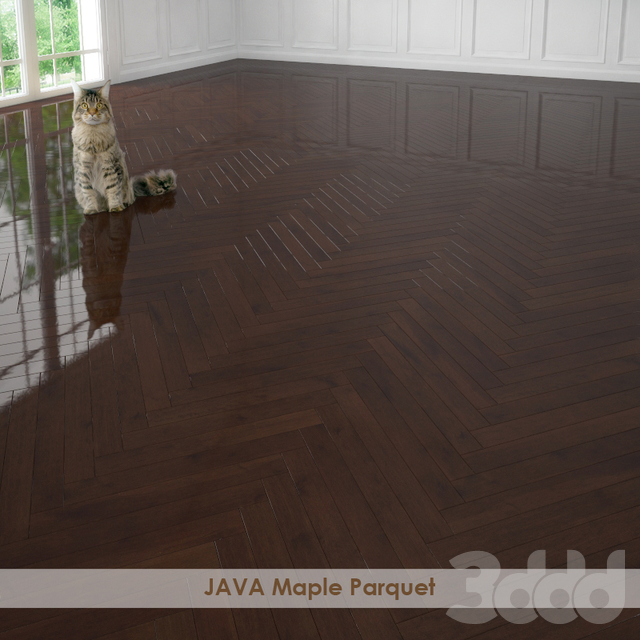 JAVA Maple Parquet