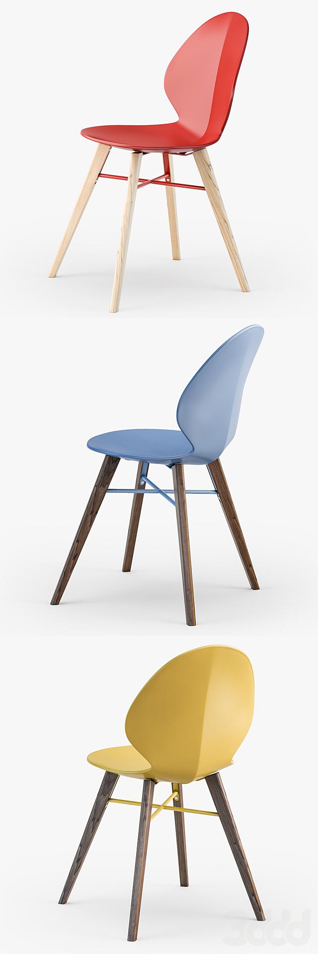 Calligaris Basil w chair