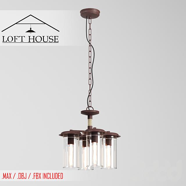 Светильник подвесной LOFT HOUSE Р-120