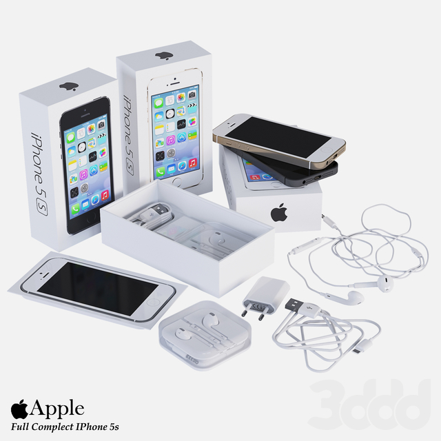 Full Complect Apple IPhone 5s
