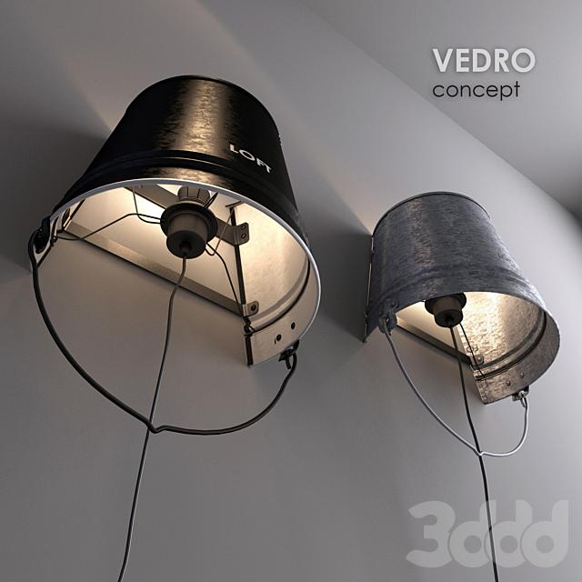 Бра VEDRO concept