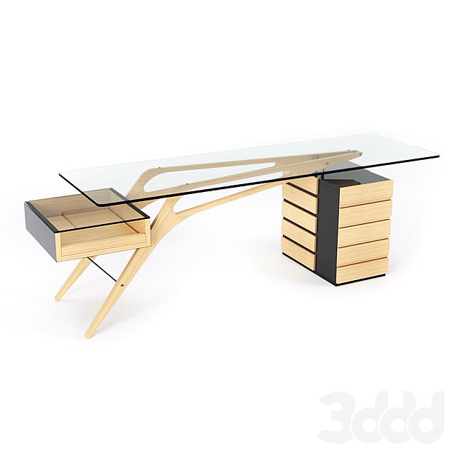 Письменный стол Zanotta Cavour