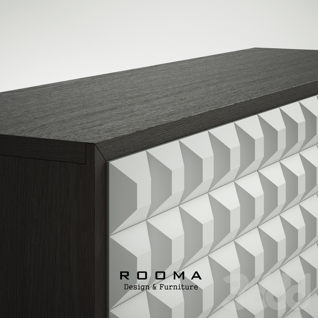Комод Piramid Color Rooma Design
