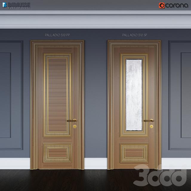 Двери BARAUSSE PALLADIO akori walnut